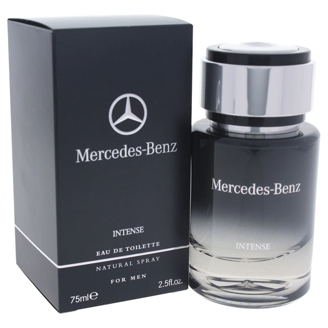 Intense by Mercedes-Benz EDT Spray for Men 2.5oz