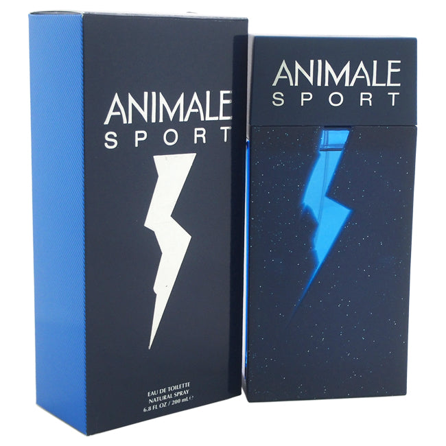 Sport by Animale EDT Spray for Men 6.8oz