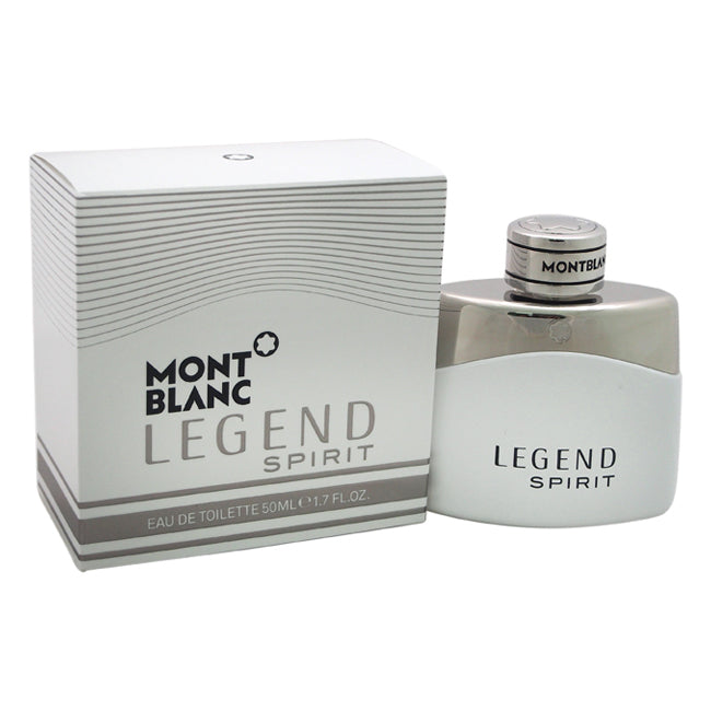 Mont Blanc Legend Spirit by Mont Blanc for Men