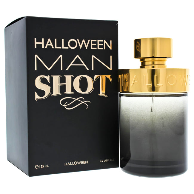 Halloween Man Shot by Halloween Perfumes for Men