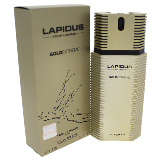 Gold Extreme by Ted Lapidus for Men