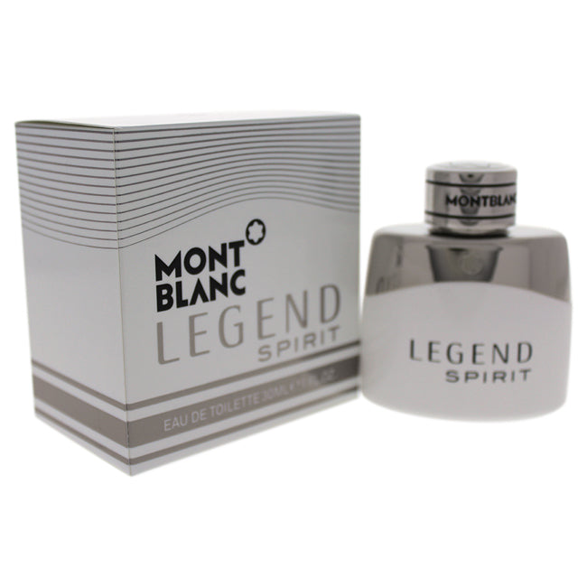 Legend Spirit by Mont Blanc EDT Spray for Men 1oz