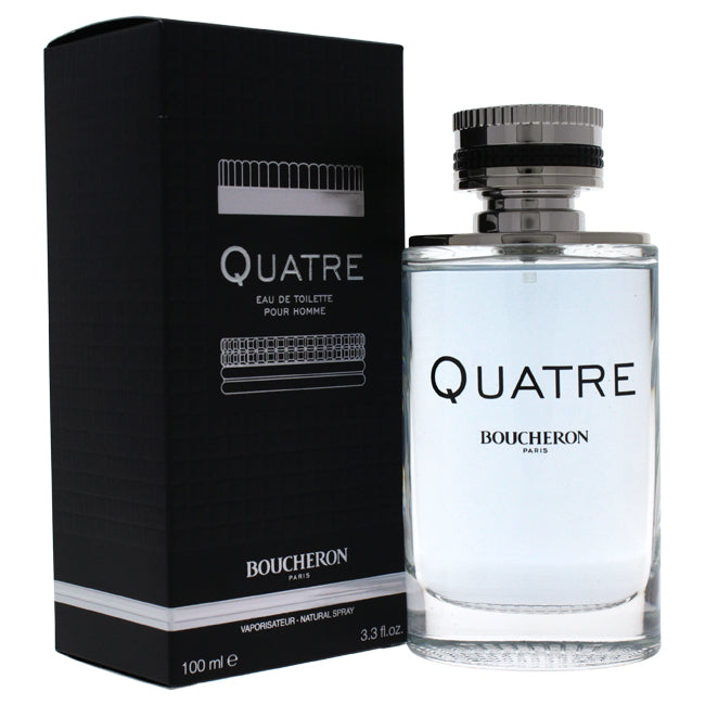 Quatre by Boucheron for Men