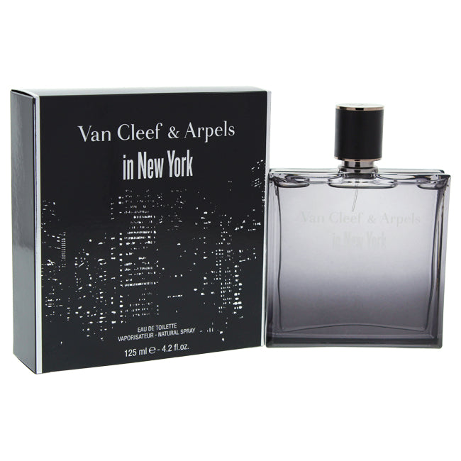 In New York by Van Cleef & Arpels for Men