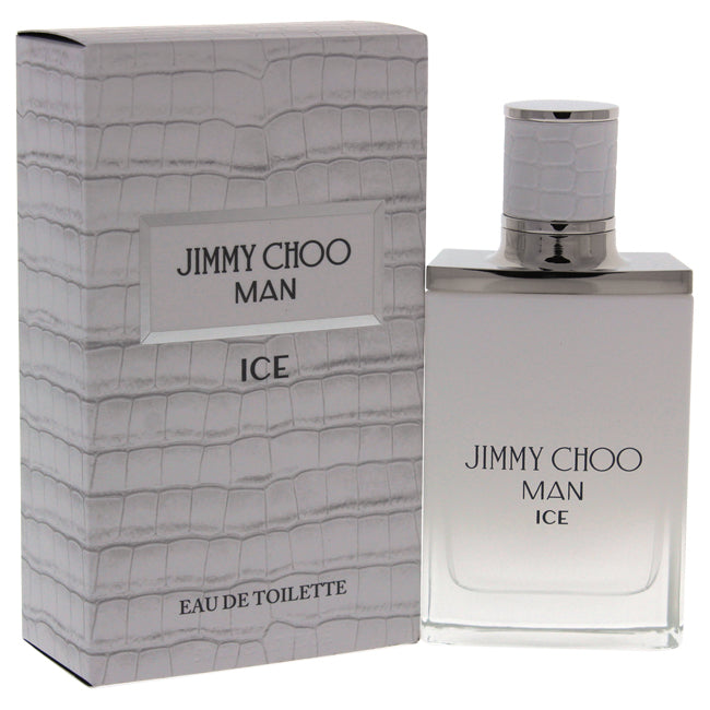 Man Ice by Jimmy Choo EDT Spray for Men 1.7oz