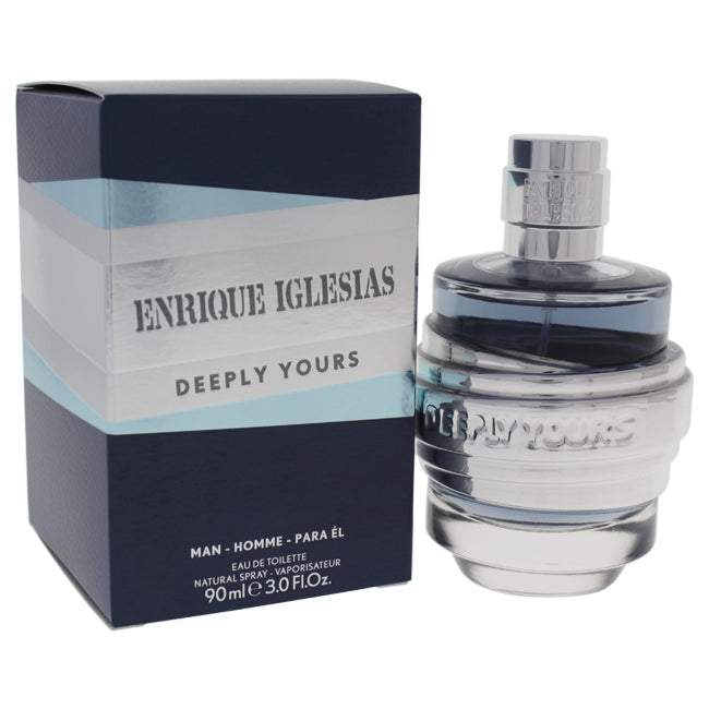 Deeply Yours by Enrique Iglesias for Men