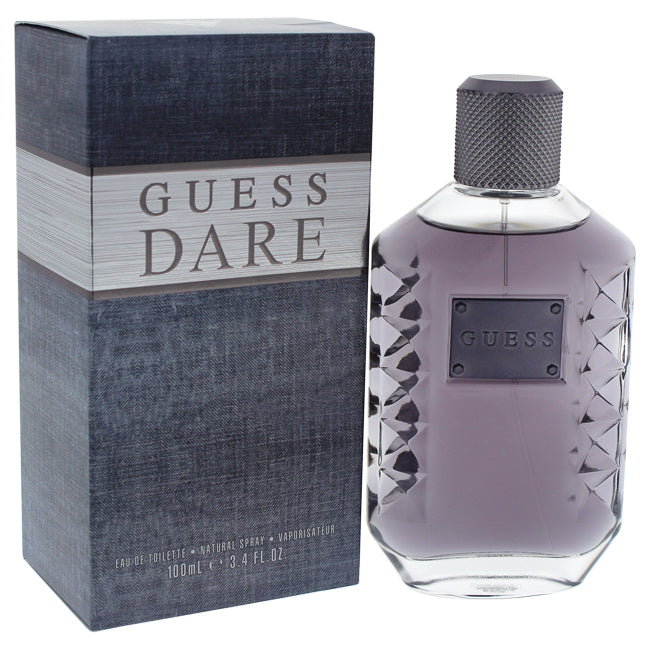Dare by Guess EDT Spray for Men 3.4oz