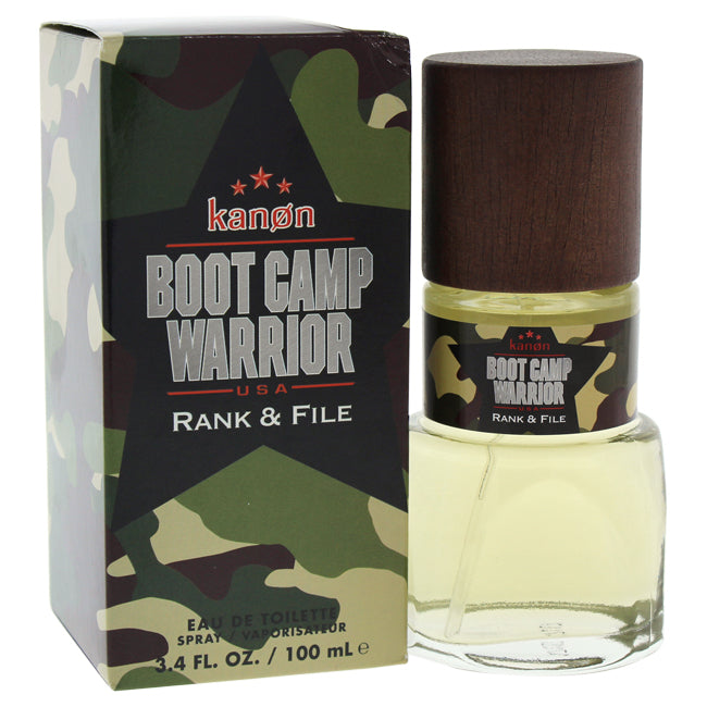 Boot Camp Warrior Rank & File by Kanon for Men