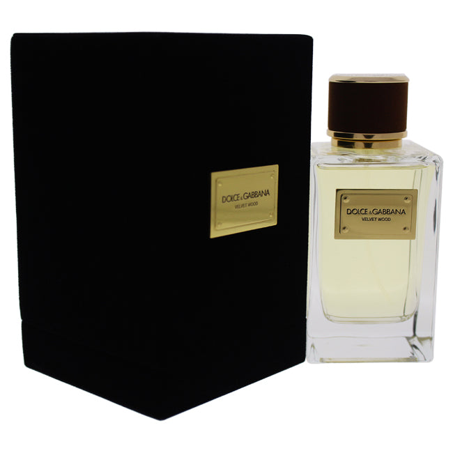 Velvet Wood by Dolce & Gabbana for Men