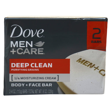 Dove Deep Clean Body and Face Bar