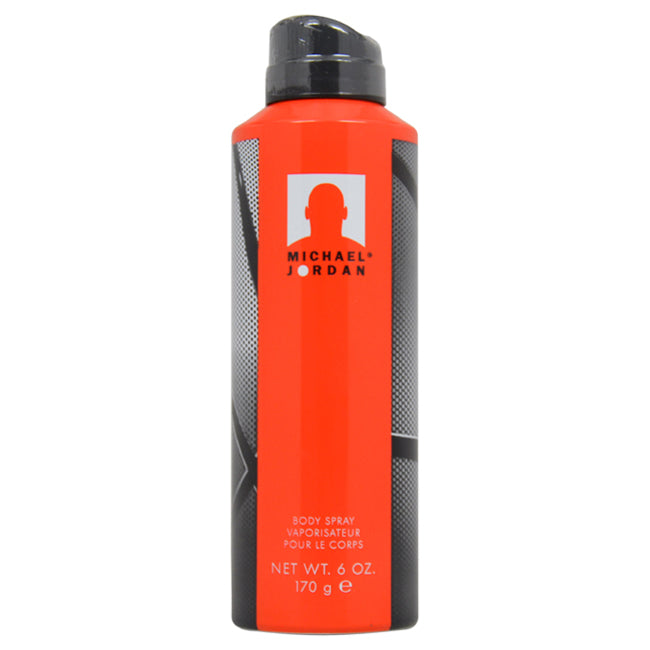 Michael Jordan Body Spray by Michael Jordan for Men 6oz