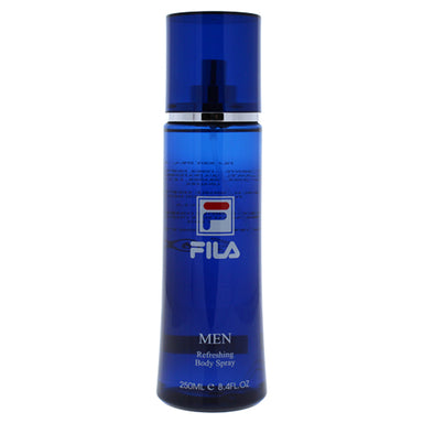 Fila Body Spray by Fila for Men 8.4oz