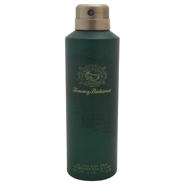 Tommy Bahama Set Sail Martinique All Over Body Spray by Tommy Bahama for Men 6oz