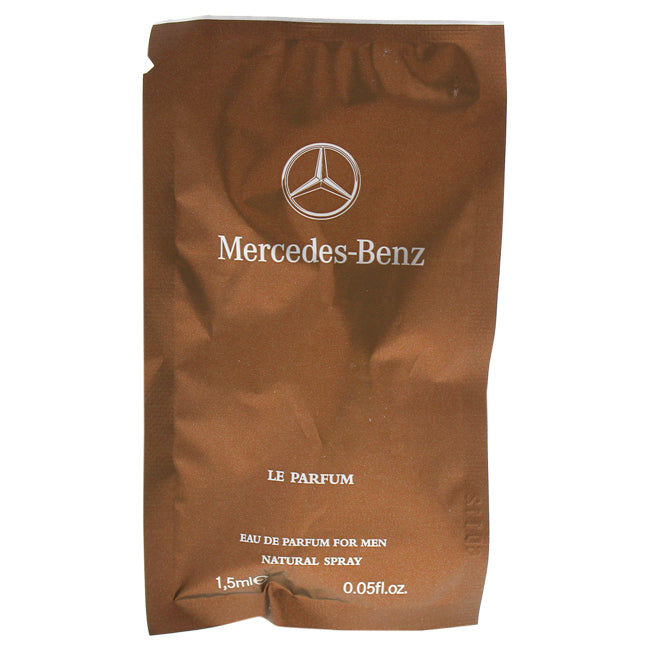 Mercedes-Benz Le Parfum Vial by Mercedes-Benz for Men