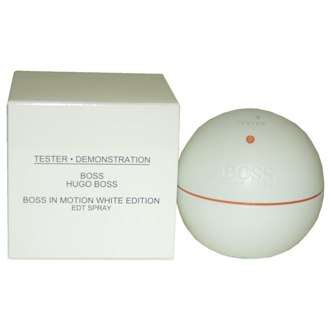 Boss In Motion by Hugo Boss EDT Spray Tester for Men 3oz