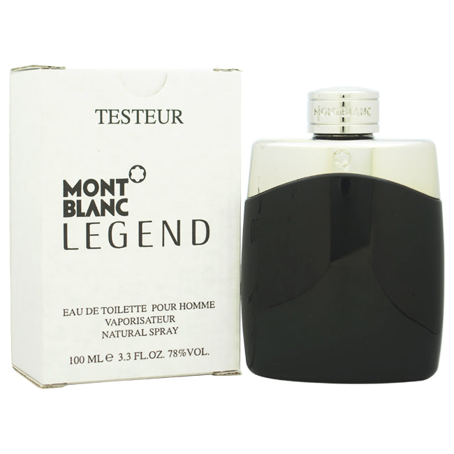 Legend by Mont Blanc EDT Spray Tester for Men 3.3oz