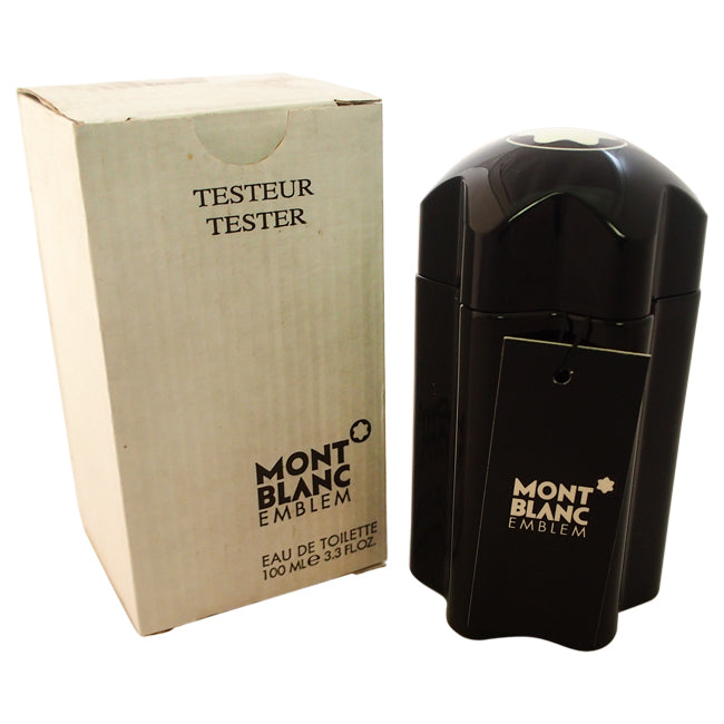 Emblem by Mont Blanc EDT Spray Tester for Men 3.3oz