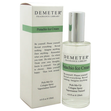 Pistachio Ice Cream by Demeter for Unisex - 4 oz Cologne Spray
