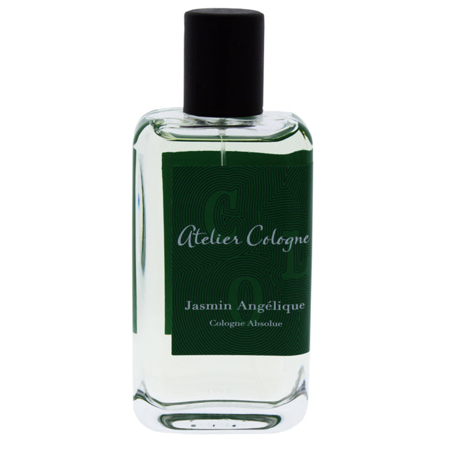 Jasmin Angelique by Atelier Cologne Cologne Absolue Spray for Unisex 3.3oz