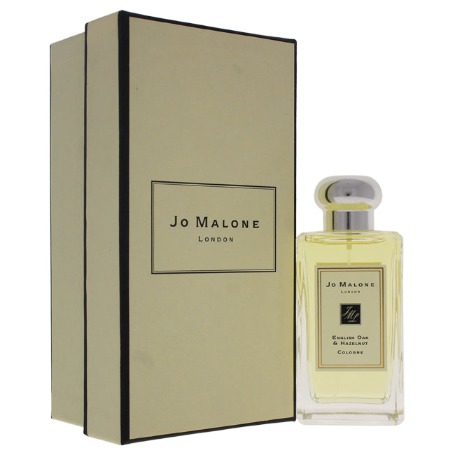 English Oak and Hazelnut by Jo Malone for Unisex - 3.4 oz Cologne Spray