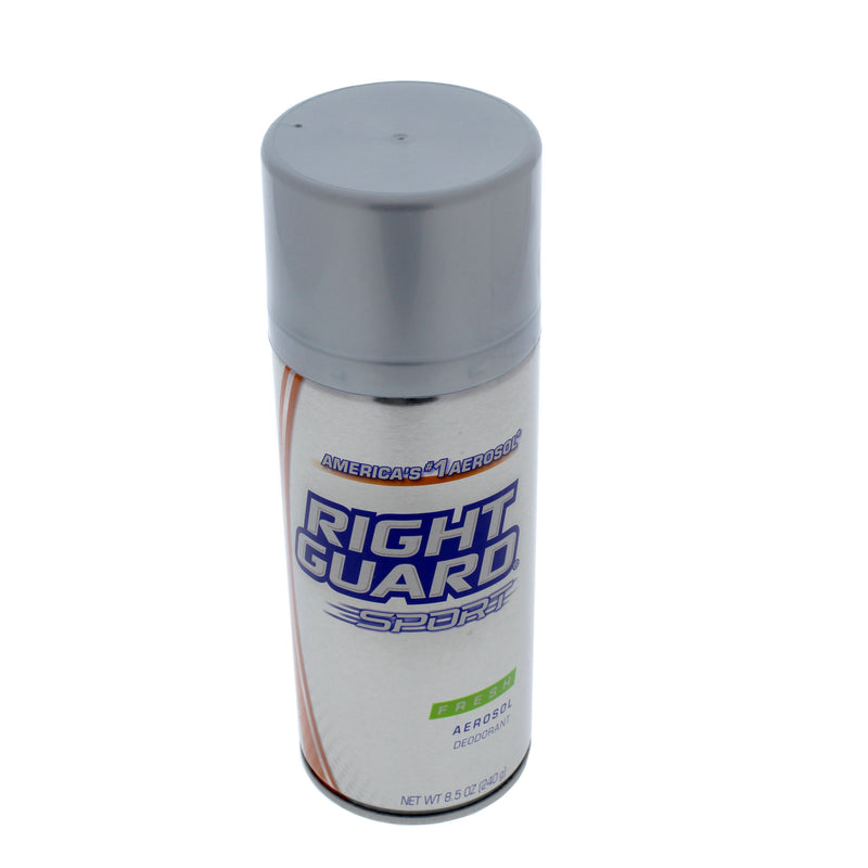 Right Guard Deodorant Aerosol Spray, Fresh