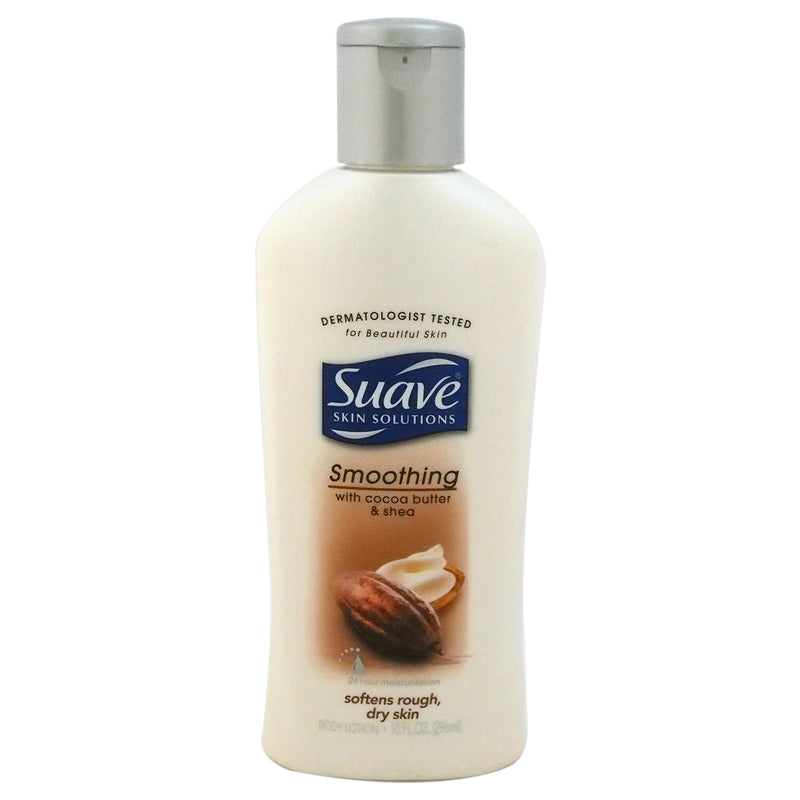 Suave Cocoa Butter with Shea Body Lotion