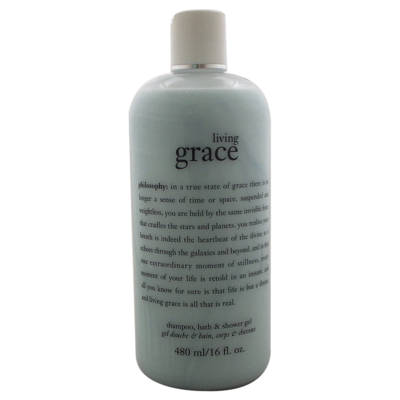 Philosophy Living Grace Shampoo Bath & Shower Gel