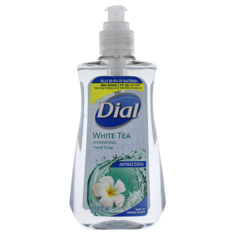 Dial White Tea Hydrating Hand Soap Gel
