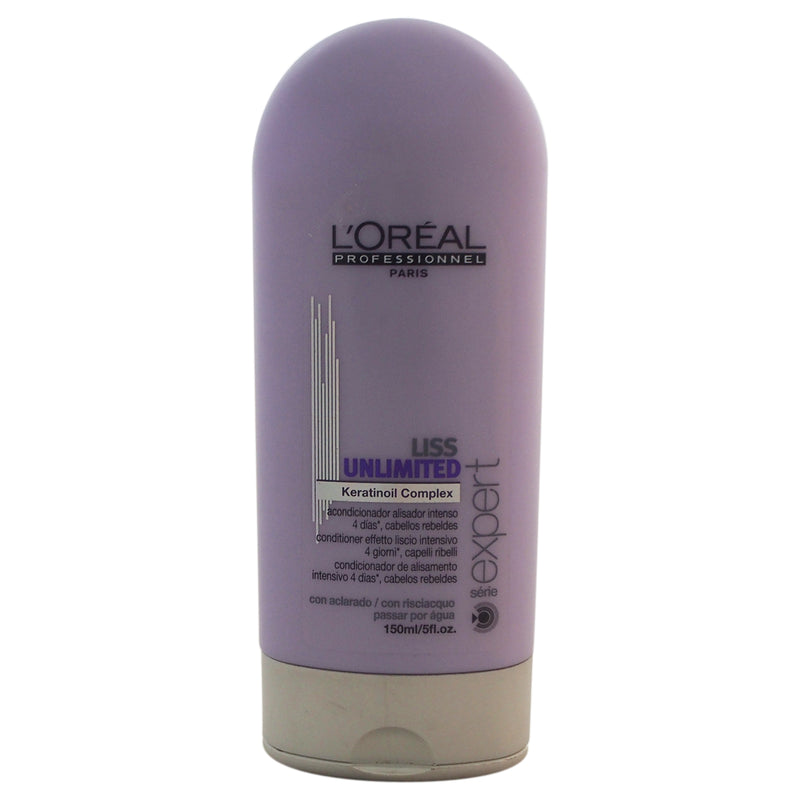 LOreal Professional Serie Expert Liss Unlimited Keratinoil Complex Conditioner