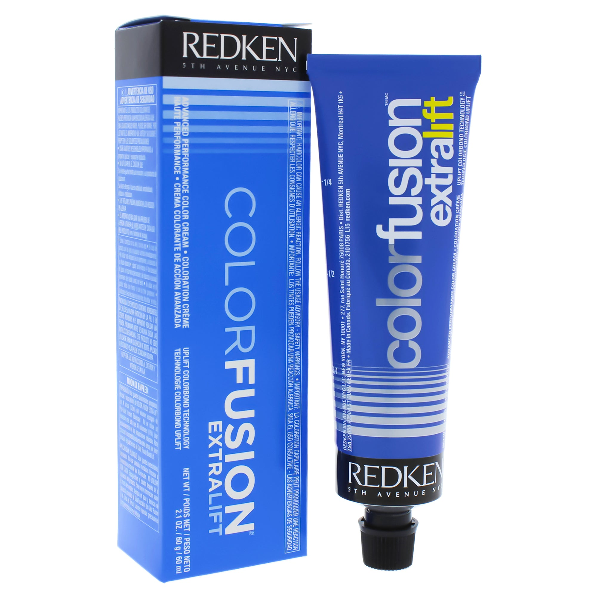Redken Color Fusion Extra Lift EL