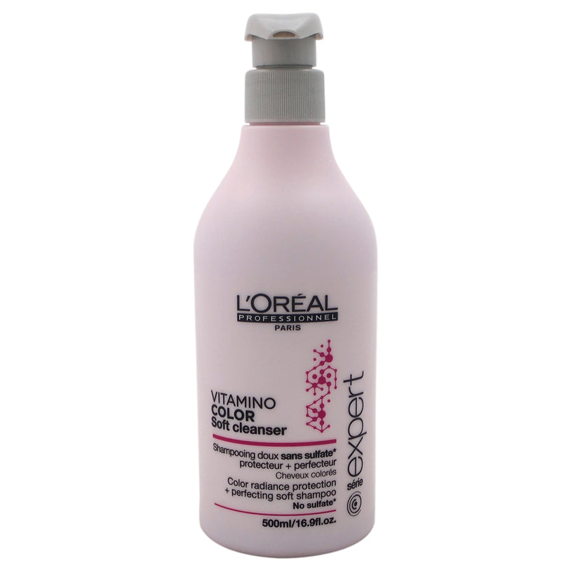 LOreal Professional Vitamino Color Soft Cleanser Shampoo