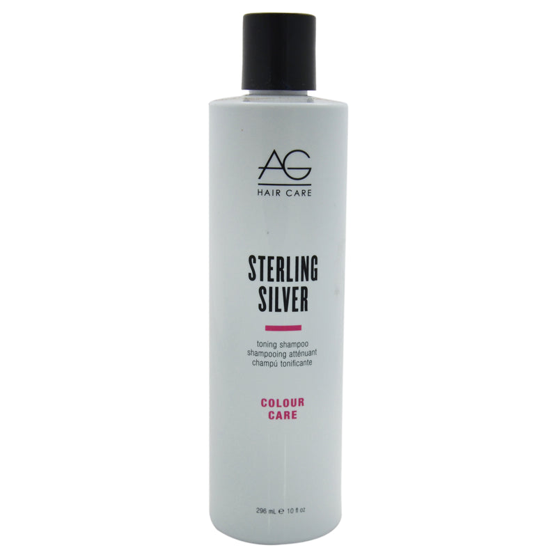 AG Hair Cosmetics Sterling Silver Toning Shampoo