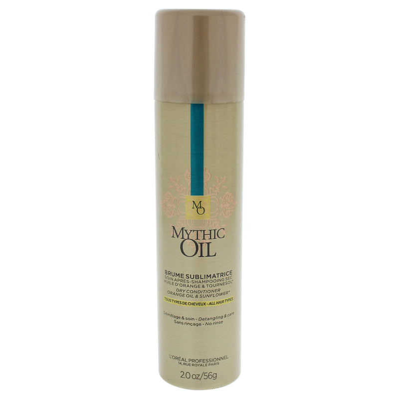 LOreal Professional Mythic Oil Brume Sublimatrice Dry Conditioner