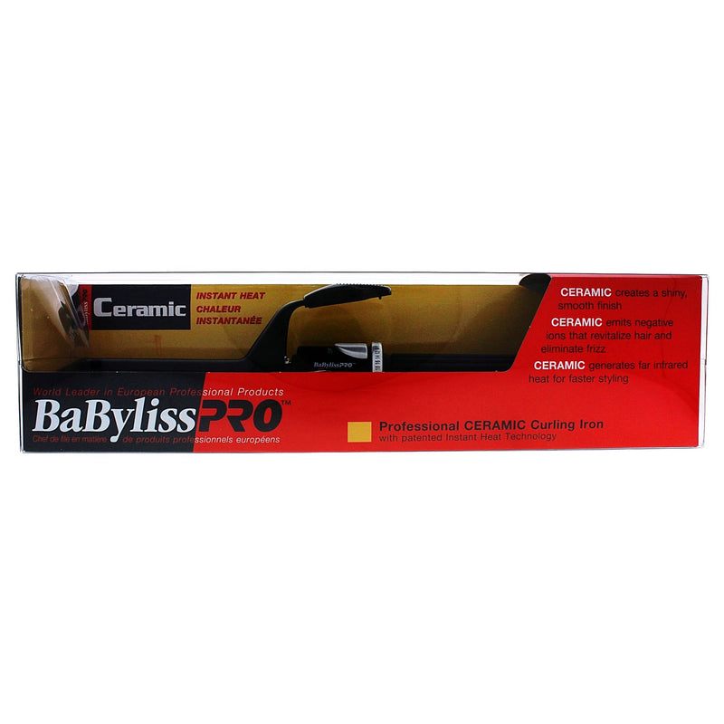 BaBylissPRO Babyliss PRO Professional Ceramic Curling Iron   Model # BABC58SC