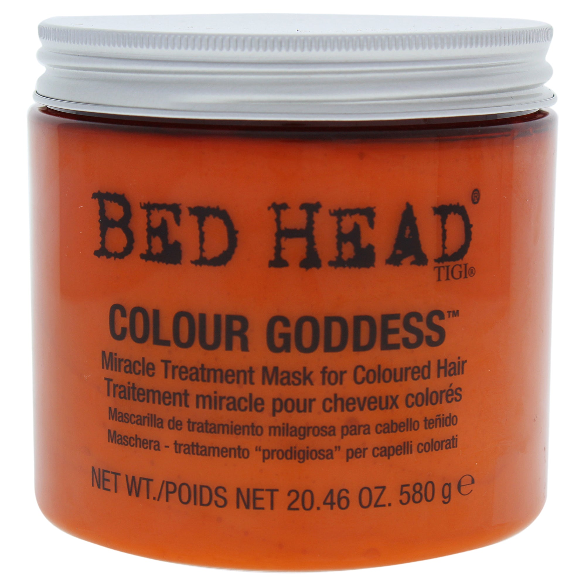 TIGI Bed Head Colour Goddess Miracle Treatment Mask For Coloured Hair