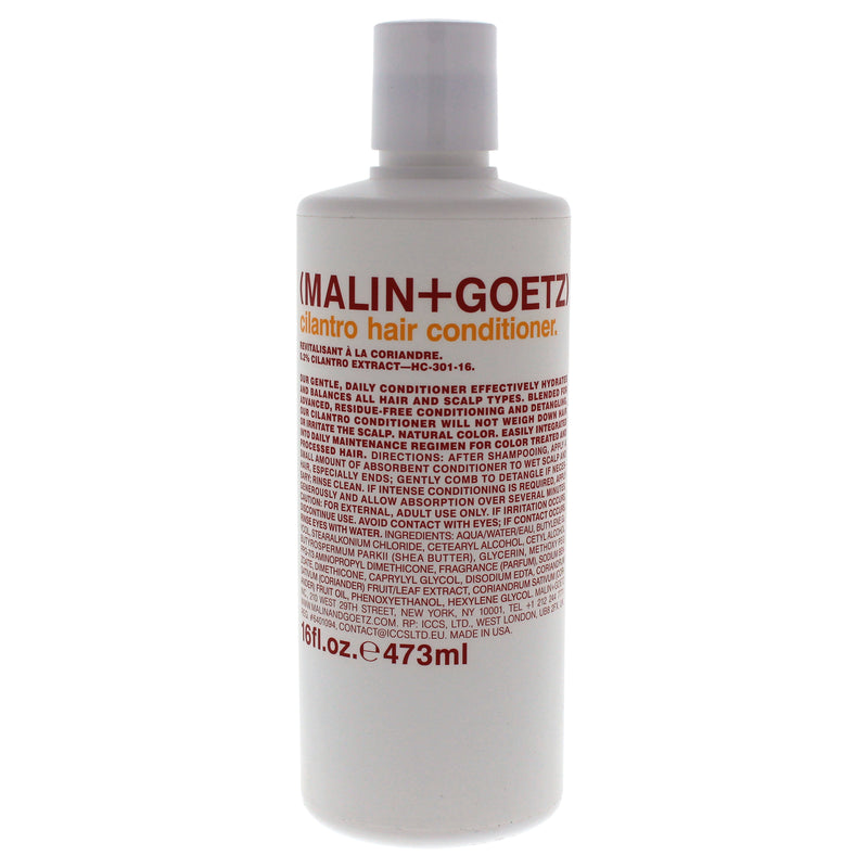 Malin + Goetz Cilantro Hair Conditioner