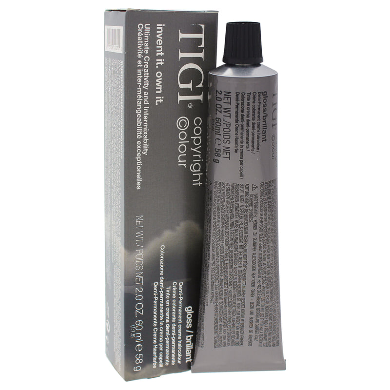 TIGI Colour Gloss Creme Hair Color