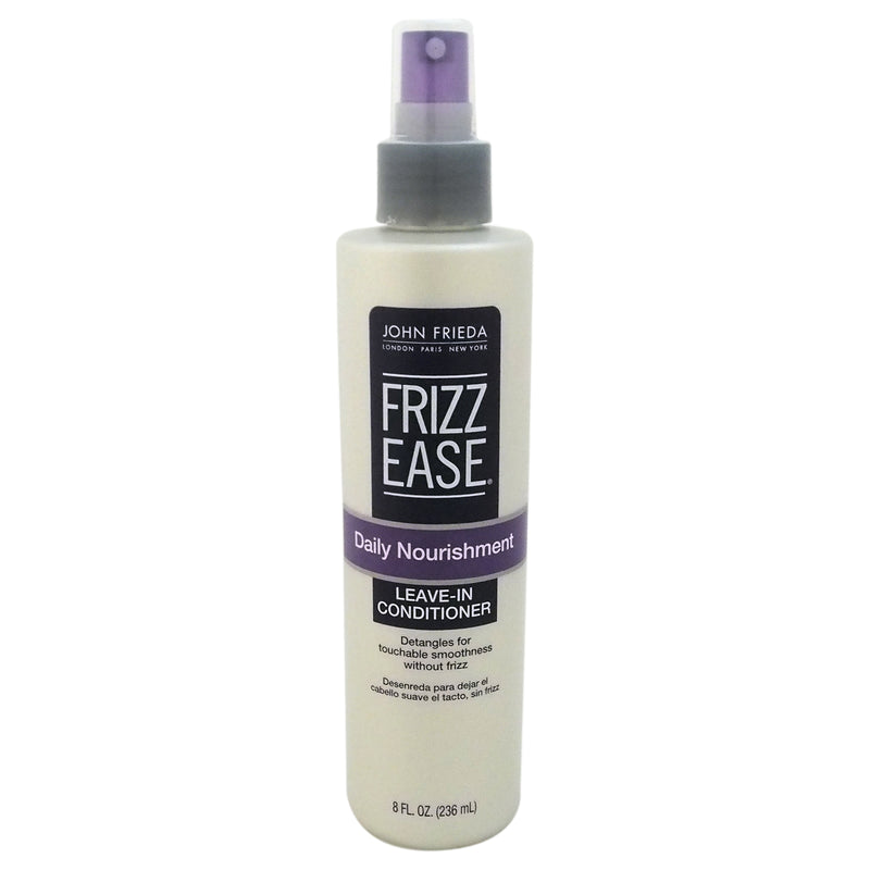 John Frieda Frizz Ease Daily Nourishment Leave