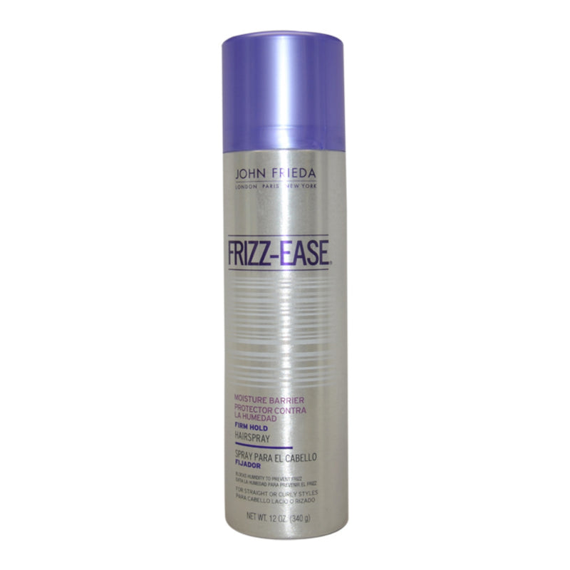 John Frieda Frizz Ease Moisture Barrier Firm Hold Spray