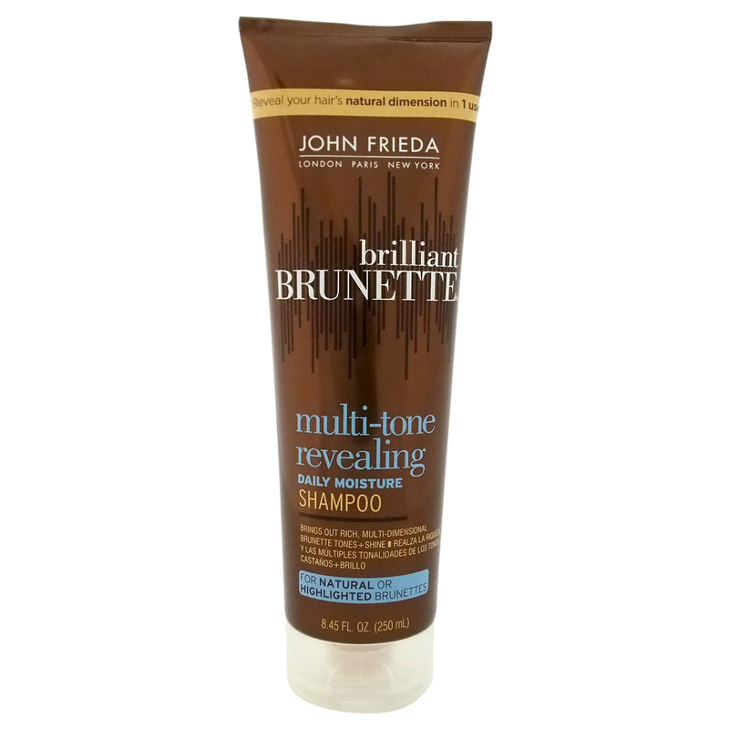 John Frieda Brilliant Brunette Moisturizing Shampoo