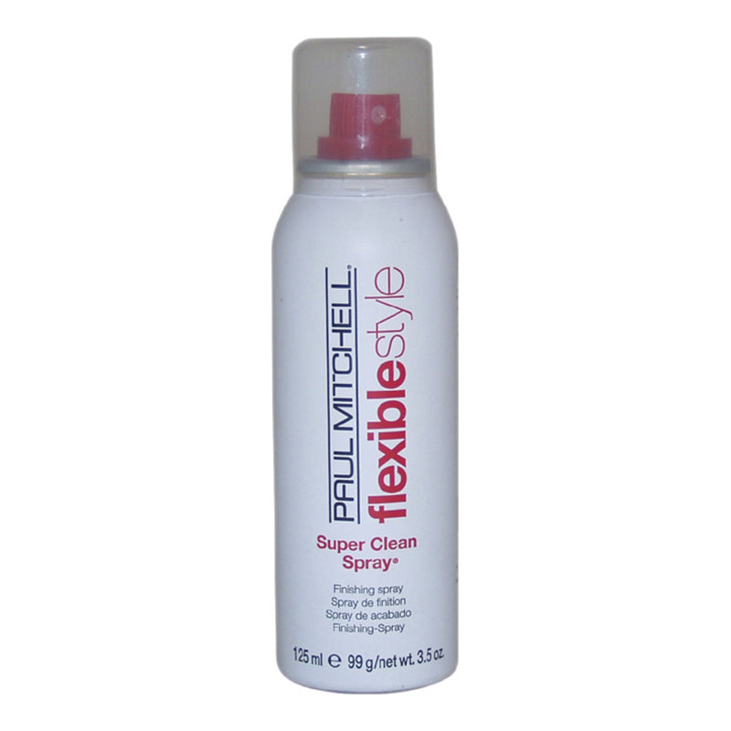 Paul Mitchell Super Clean Flexible Style Finishing Spray