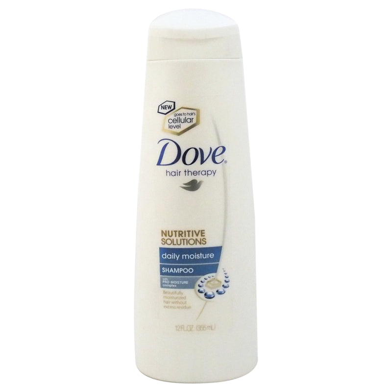 Dove Daily Moisture Therapy Shampoo
