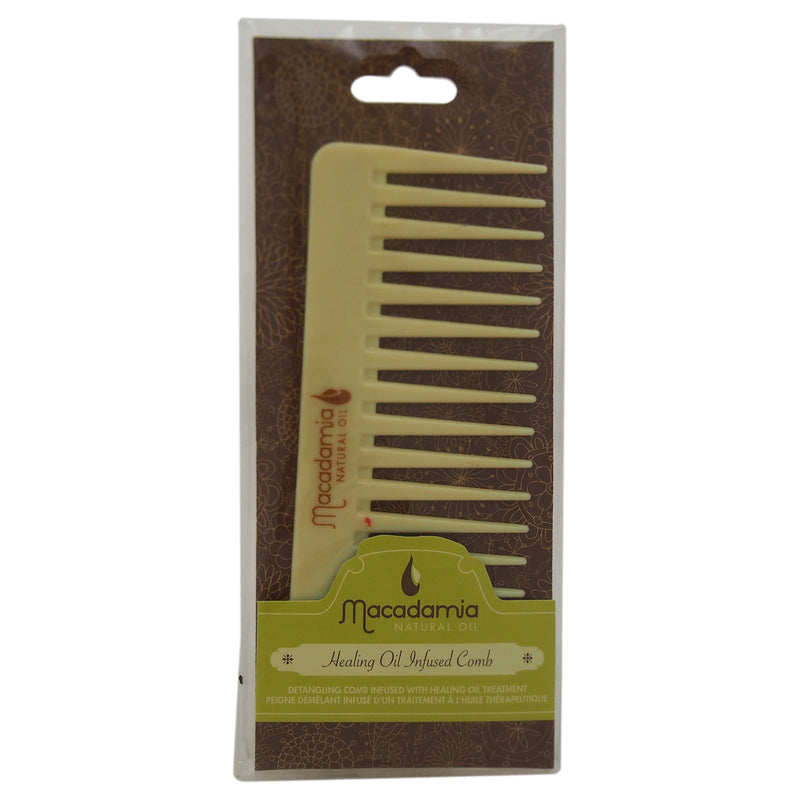 Macadamia Oil Healing Oil Infused Comb