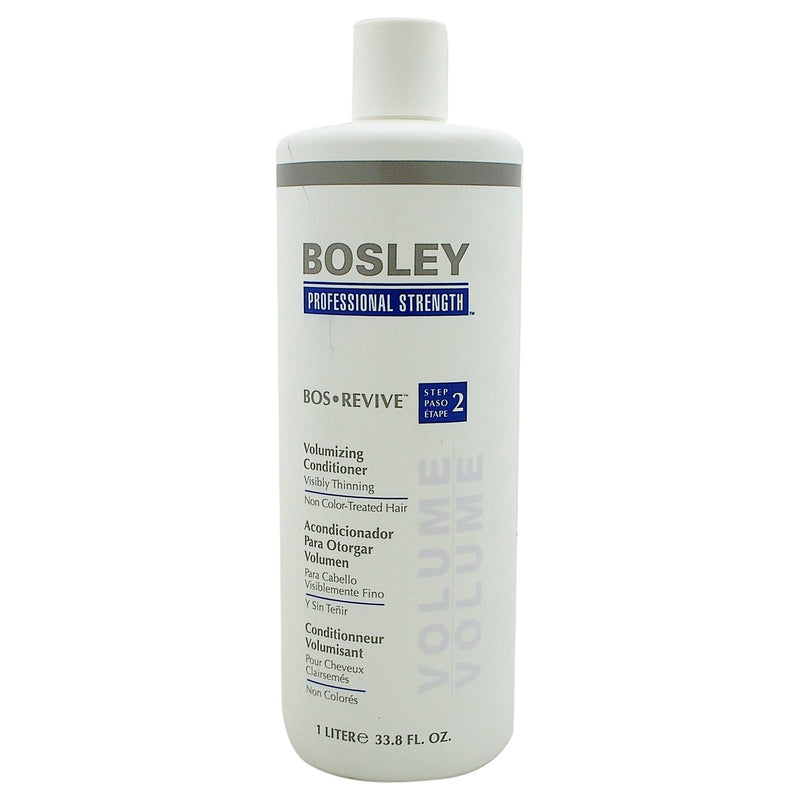 Bosley Bos Revive Volumizing Conditioner for Visibly Thinning Non Color