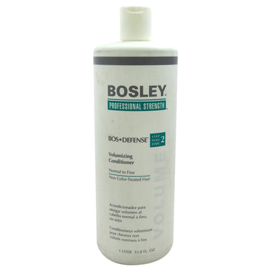Bosley Bosley Bos Defense Volumizing Conditioner for Normal To Fine Non Color Treated H