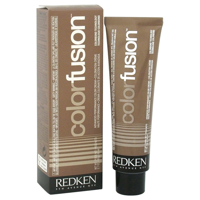 Redken Color Fusion Advanced Performance color Cream 6N
