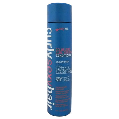 Sexy Hair Curly Sexy Hair Color Safe Curl Defining Conditioner