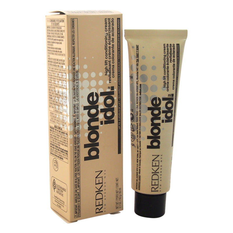 Redken Blonde Idol High Lift Conditioning Cream Base