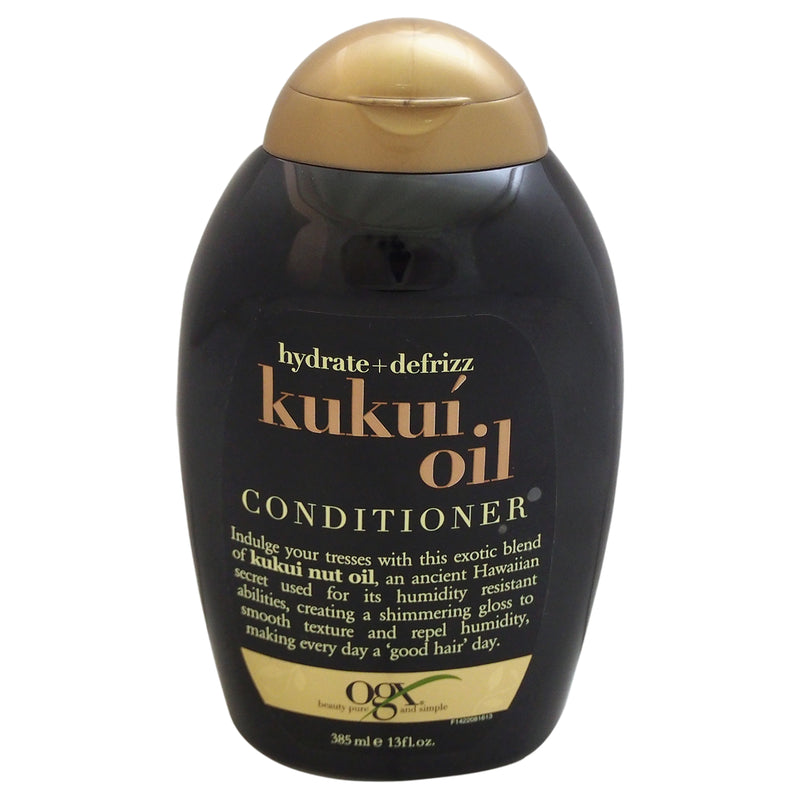 Organix OGX Hydrate & Defrizz Kukui Oil Conditioner