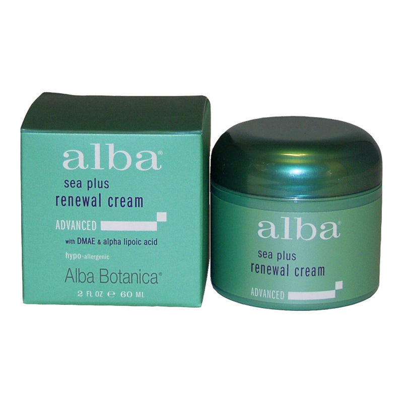 Alba Botanica Sea Plus Renewal Night Cream
